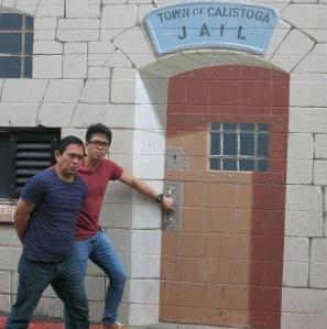 Calistoga Jail